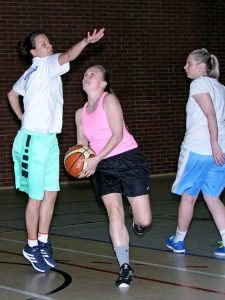 Basketbal 2